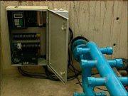 Agua sol y ordenador