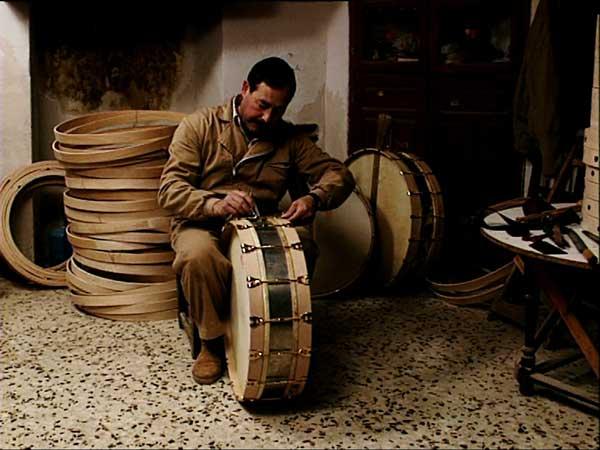 Pasión por el tambor